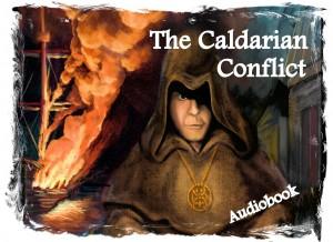 Caldarian Conflict kickstarter torn